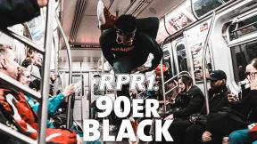 RPR1. 90er Black Logo