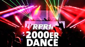 RPR1. 2000er Dance Logo