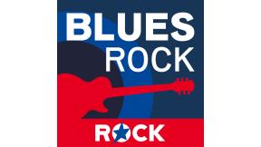 ROCK ANTENNE Blues Rock Logo