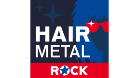 ROCK ANTENNE Hair Metal Logo