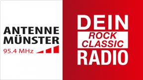 Antenne Münster - Dein Rock Classic Radio Logo
