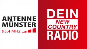 Antenne Münster - Dein New Country Radio Logo