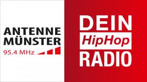 Antenne Münster - Dein HipHop Radio Logo