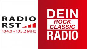 Radio RST - Dein Rock Classic Radio Logo