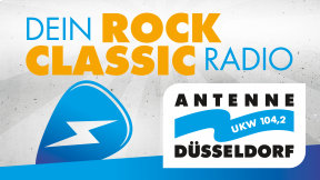 Antenne Düsseldorf - Dein Rock Classic Radio Logo