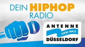 Antenne Düsseldorf - Dein HipHop Radio Logo