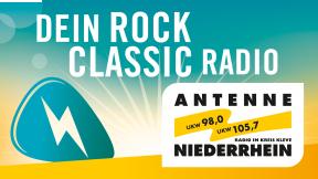 Antenne Niederrhein - Dein Rock Classic Radio Logo
