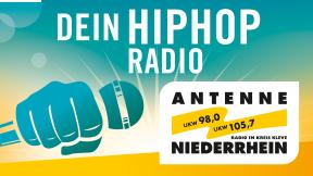 Antenne Niederrhein - Dein HipHop Radio Logo