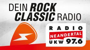 Radio Neandertal - Dein Rock Classic Radio Logo