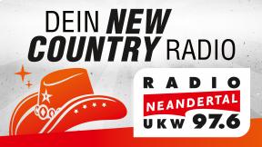 Radio Neandertal - Dein New Country Radio Logo