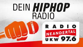 Radio Neandertal - Dein HipHop Radio Logo