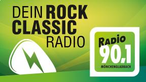 Radio 90,1 - Dein Rock Classic Radio Logo