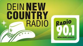 Radio 90,1 - Dein New Country Radio Logo