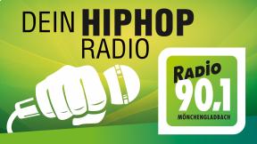 Radio 90,1 - Dein HipHop Radio Logo