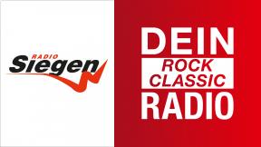 Radio Siegen - Dein Rock Classic Radio Logo