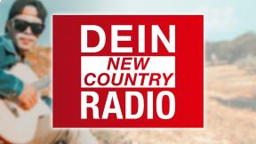 Radio K.W. - Dein New Country Radio Logo