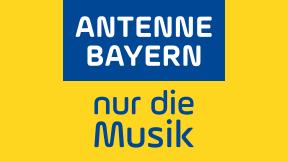 ANTENNE BAYERN Nur die Musik Logo
