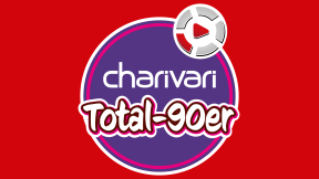 charivari Total 90er Logo