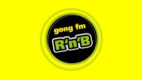 gong fm R'n'B Logo