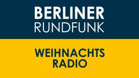 Berliner Rundfunk 91.4 - Weihnachtsradio Logo