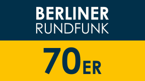 Berliner Rundfunk 91.4 - 70er Logo
