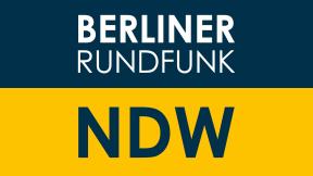 Berliner Rundfunk 91.4 - NDW Logo