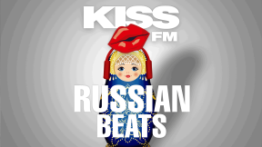 KISS FM - RUSSIAN BEATS Logo