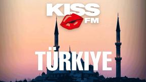 KISS FM - TÜRKIYE Logo