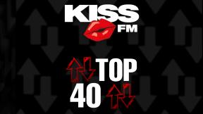 KISS FM - TOP 40 Logo