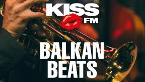 KISS FM - BALKAN BEATS Logo