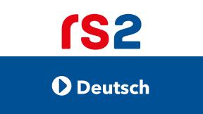 94,3 rs2 - Deutsch Logo
