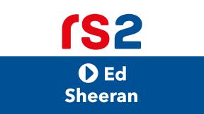 94,3 rs2 - Ed Sheeran Logo