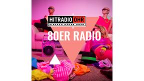 HITRADIO OHR 80er Logo