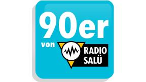 RADIO SALÜ Nonstop 90er Logo