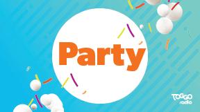 104.6 RTL TOGGO Radio Party Logo