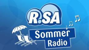 R.SA Sachsen - Sommer Radio Logo