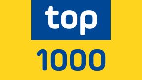 ANTENNE BAYERN Top 1000 Logo