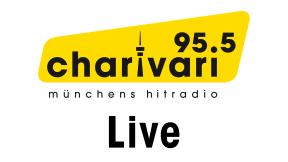 95.5 Charivari Münchens Hitradio Logo