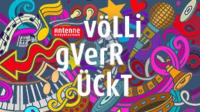 Antenne Niedersachsen Völlig Verrückt Logo