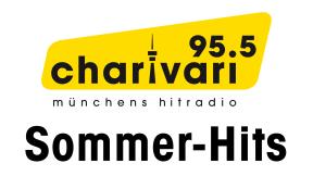 95.5 Charivari München - Sommer-Hits Logo