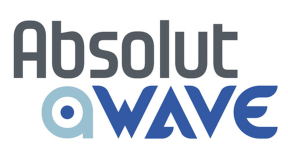 Absolut Relax Wave Logo