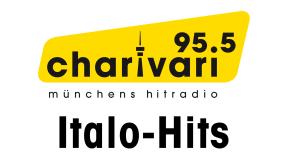 95.5 Charivari München - Italo-Hits Logo