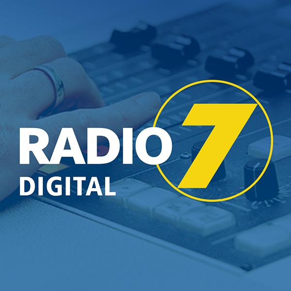 Radio 7 - Digital Logo