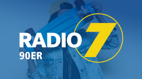 Radio 7 - 90er Logo