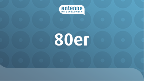 Antenne Niedersachsen 80er Logo