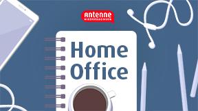 Antenne Niedersachsen HomeOffice Logo