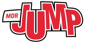 MDR JUMP Rock Logo