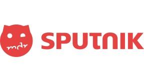 MDR SPUTNIK Black Logo