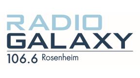 Radio Galaxy Rosenheim Logo