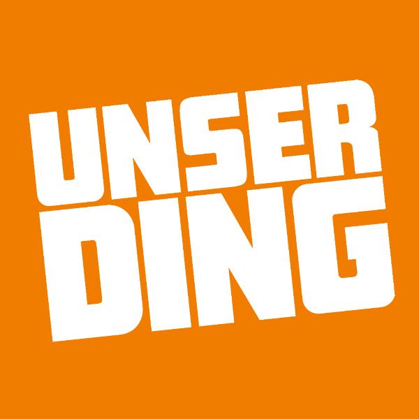103.7 UnserDing Logo